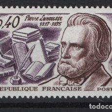 Sellos: R18/ FRANCIA 1968, Y&T 1560 MNH**. Lote 206855092