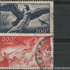 Sellos: LOTE (14) SELLOS FRANCIA 1936 CORREO AEREO. Lote 207165140