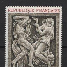 Sellos: R18/ FRANCIA 1968, Y&T 1569 MNH**. Lote 208695771