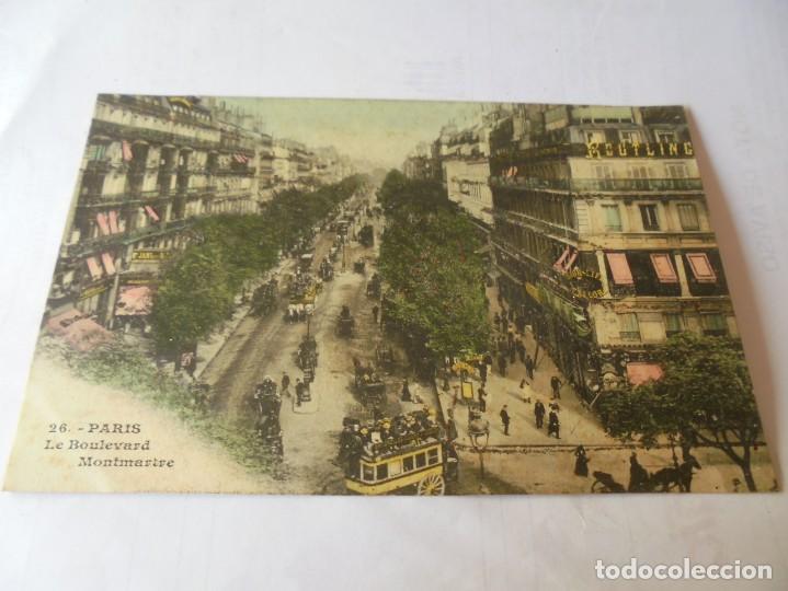 Sellos: magnificas 90 postales antiguas de francia - Foto 3 - 213253237