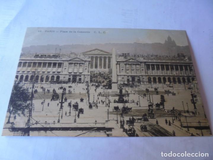 Sellos: magnificas 90 postales antiguas de francia - Foto 4 - 213253237