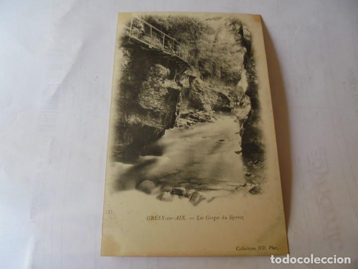 Sellos: magnificas 90 postales antiguas de francia - Foto 15 - 213253237