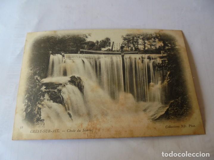 Sellos: magnificas 90 postales antiguas de francia - Foto 19 - 213253237