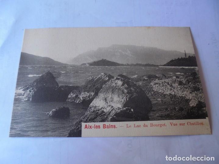 Sellos: magnificas 90 postales antiguas de francia - Foto 21 - 213253237