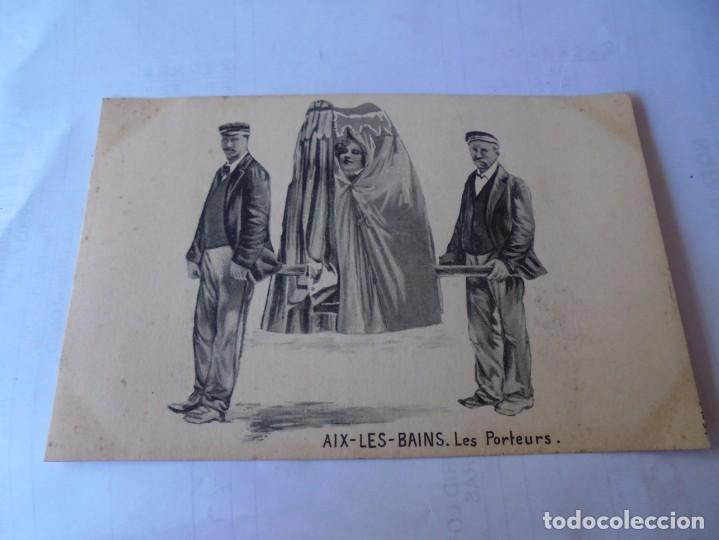 Sellos: magnificas 90 postales antiguas de francia - Foto 23 - 213253237