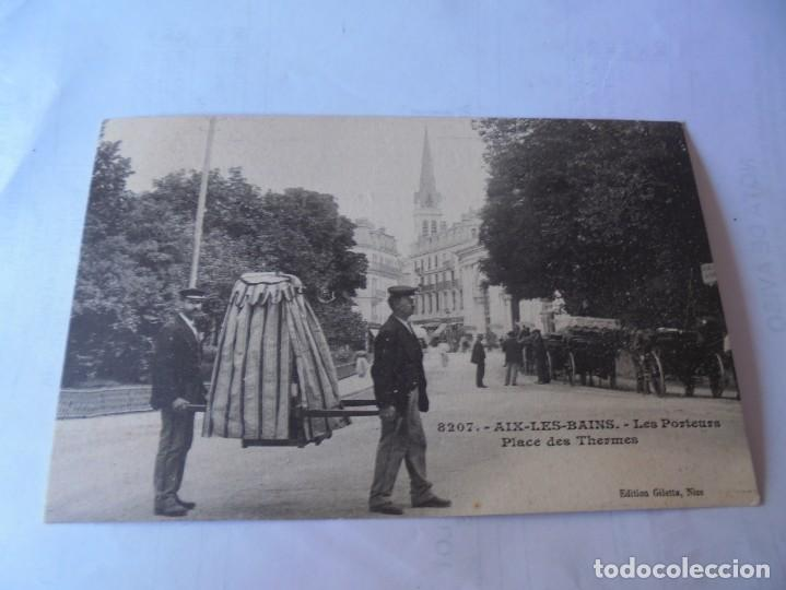 Sellos: magnificas 90 postales antiguas de francia - Foto 28 - 213253237