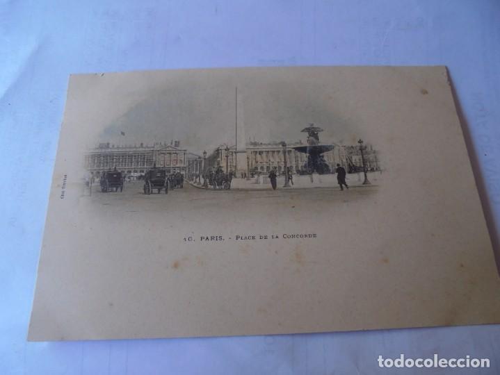 Sellos: magnificas 90 postales antiguas de francia - Foto 39 - 213253237