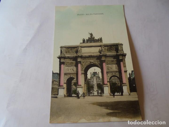Sellos: magnificas 90 postales antiguas de francia - Foto 54 - 213253237