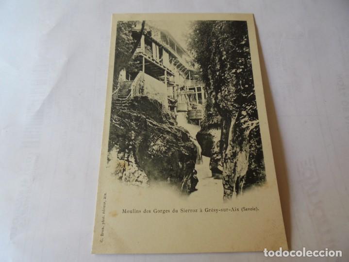 Sellos: magnificas 90 postales antiguas de francia - Foto 61 - 213253237