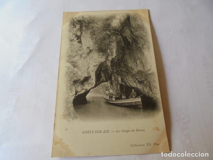 Sellos: magnificas 90 postales antiguas de francia - Foto 62 - 213253237