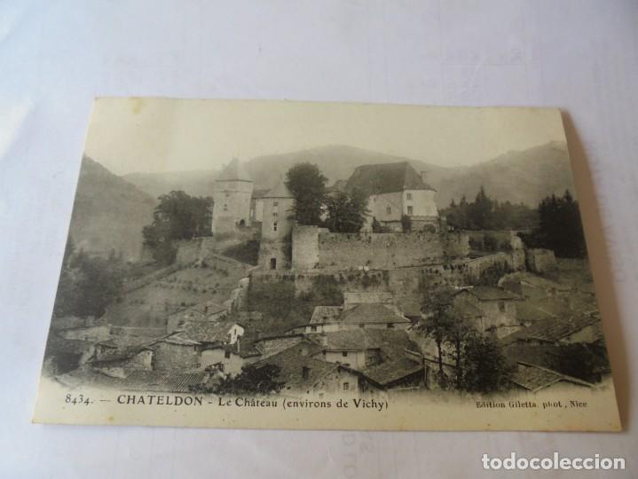 Sellos: magnificas 90 postales antiguas de francia - Foto 66 - 213253237