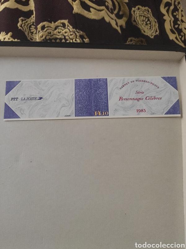 Sellos: Carnet sellos FRANCIA 1985 - Foto 2 - 221564812