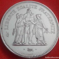 Sellos: 50 FRANCOS, FRANCIA 1977. Lote 221668466