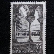Sellos: FRANCIA, 0,95C, MOISSAC, AÑO 1963. SIN USAR. Lote 221712183