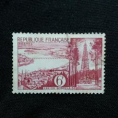Sellos: FRANCIA, 6F, BORDELAISE, AÑO 1958. SIN USAR.. Lote 221823116