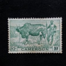Sellos: FRANCIA, 10C, CAMEROUN, AÑO 1946. SIN USAR.. Lote 221824028