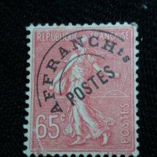 Sellos: FRANCIA, 65C, AFRANCH, SEMBRADORA, AÑO 1932. SIN USAR. Lote 222163917