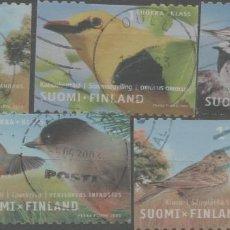 Timbres: LOTE (23) SELLOS FAUNA FINLANDIA. Lote 222247366