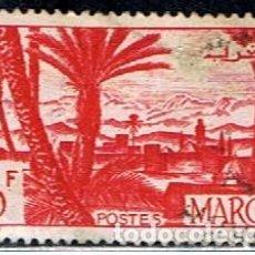 Sellos: MARRUECOS FRANCES // YVERT 258 // 1947-49 ... USADO. Lote 222269231
