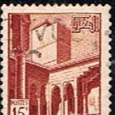 Sellos: MARRUECOS FRANCES // YVERT 311 // 1951-54 ... USADO. Lote 222270321