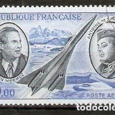 Sellos: FRANCIA. 1970. AÉREO YT 44. Lote 227156145