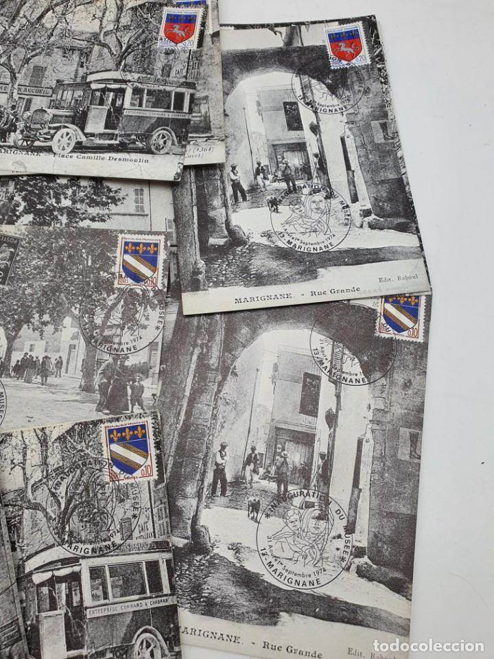 Sellos: LOTE POSTALES MARIGNANE ( BLANCO Y NEGRO ) FRANCIA - Foto 5 - 235085940