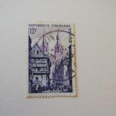 Sellos: REPUBLICA FRANCESA AÑO 1954 YT 979. Lote 235264700