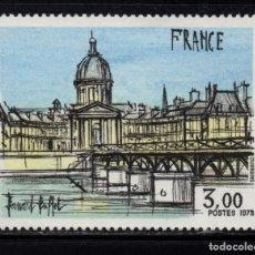 Sellos: FRANCIA 1994** - AÑO 1978 - PINTURA - OBRA DE BERNARD BUFFET. Lote 240663040