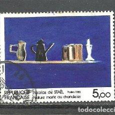 Sellos: FRANCIA 1985 - YVERT NRO. 2364- USADO -. Lote 245128205