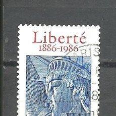 Sellos: FRANCIA 1986 - YVERT NRO. 2421 - USADO -. Lote 245129810