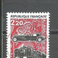Sellos: FRANCIA 1986 - YVERT NRO. 2450 - USADO -. Lote 245130135
