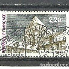 Sellos: FRANCIA 1987 - YVERT NRO. 2463 - USADO -. Lote 245130455