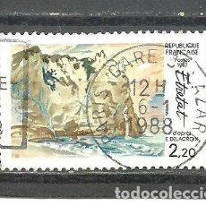 Sellos: FRANCIA 1987 - YVERT NRO. 2464 - USADO -. Lote 245130490
