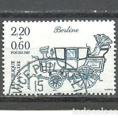 Sellos: FRANCIA 1987 - YVERT NRO. 2469 - USADO -. Lote 245130615