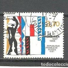 Sellos: FRANCIA 1987 - YVERT NRO. 2470 - USADO -. Lote 245130660