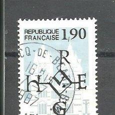 Sellos: FRANCIA 1987 - YVERT NRO. 2478 - USADO -. Lote 245130900