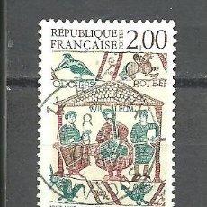 Sellos: FRANCIA 1987 - YVERT NRO. 2492 - USADO -. Lote 245131180