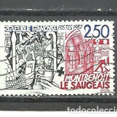 Sellos: FRANCIA 1987 - YVERT NRO. 2495 - USADO -. Lote 245131255