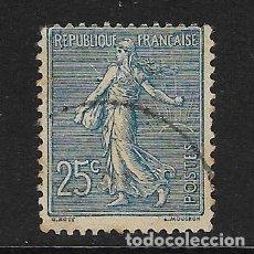 Sellos: FRANCIA - CLÁSICO. YVERT Nº 132 USADO Y CON DEFECTO AL DORSO. Lote 245134945