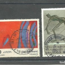 Sellos: FRANCIA 1993 - YVERT NRO. 2797-98 - USADO -. Lote 254285715