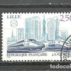 Sellos: FRANCIA 1993 - YVERT NRO. 2811 - USADO -. Lote 254285890