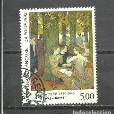 Sellos: FRANCIA 1993 - YVERT NRO. 2832 - USADO -. Lote 254286290