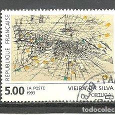 Sellos: FRANCIA 1993 - YVERT NRO. 2835 - USADO -. Lote 254286375