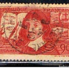Sellos: FRANCIA // YVERT 342 // 1937 ... USADO. Lote 254969110