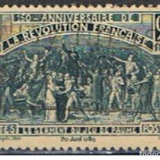 Sellos: FRANCIA // YVERT 444 // 1939 ... USADO. Lote 255000485