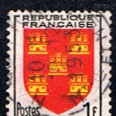 Sellos: FRANCIA // YVERT 952 // 1953 ... USADO. Lote 255001435