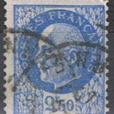 Sellos: FRANCIA // YVERT 520 // 1941-42 ... USADO. Lote 255001625