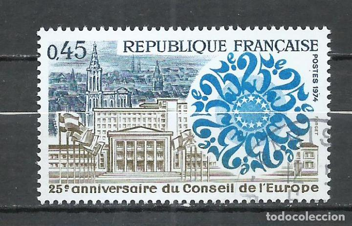 FRANCIA - 1974 - MICHEL 1872 - USADO (Sellos - Extranjero - Europa - Francia)