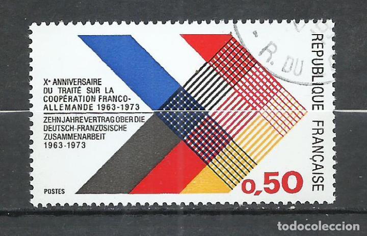 FRANCIA - 1973 - MICHEL 1819 - USADO (Sellos - Extranjero - Europa - Francia)