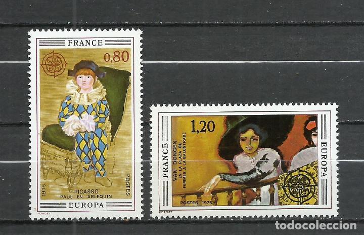 FRANCIA - 1975 - MICHEL 1915/1916** MNH (Sellos - Extranjero - Europa - Francia)